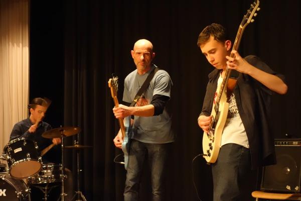 Schlagzeug Unterricht in Düsseldorf, Band Coaching