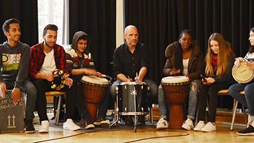 Musikalische Förderung, Bands in Düsseldorf